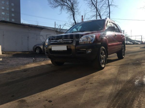 Kia Sportage, 2007 год, 475 000 руб.
