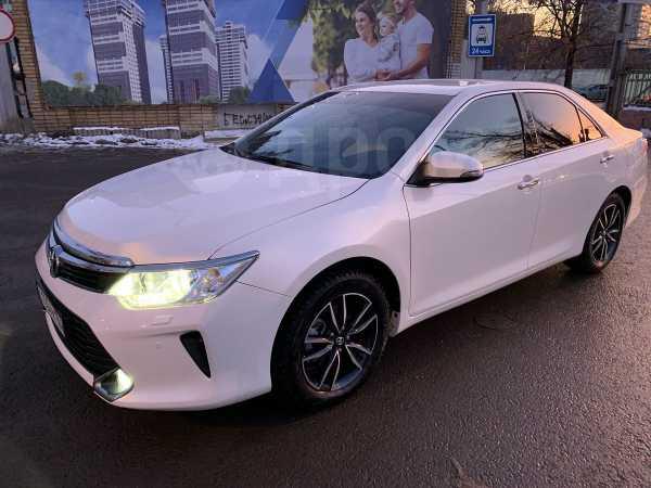 Toyota Camry, 2016 год, 1 399 999 руб.