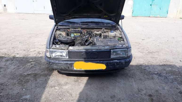 Audi 90, 1989 год, 60 000 руб.