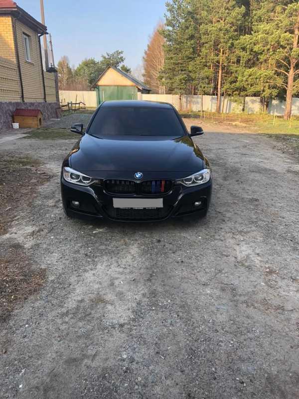 BMW 3-Series, 2012 год, 950 000 руб.