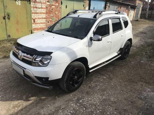 Renault Duster, 2017 год, 865 000 руб.