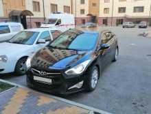Сунжа Hyundai i40 2013