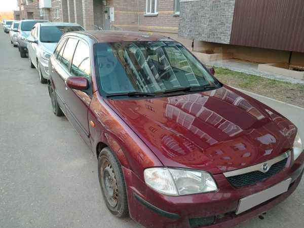 Mazda 323F, 1999 год, 125 000 руб.