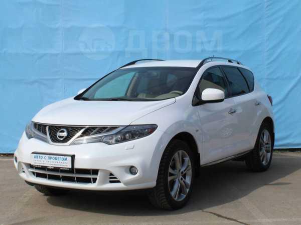 Nissan Murano, 2013 год, 1 030 000 руб.