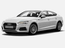 Москва Audi A5 2019