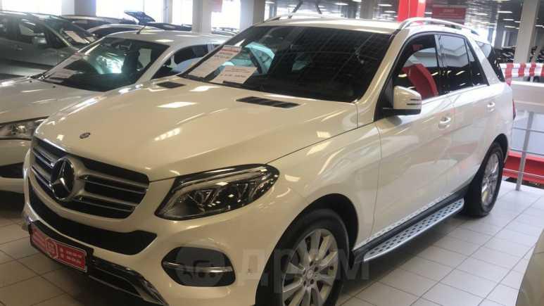 Mercedes-Benz GLE, 2016 год, 2 600 000 руб.