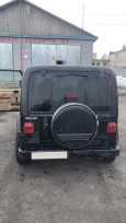 Jeep Wrangler, 2002 год, 700 000 руб.