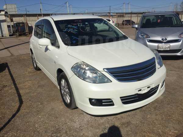 Nissan Tiida, 2008 год, 535 000 руб.