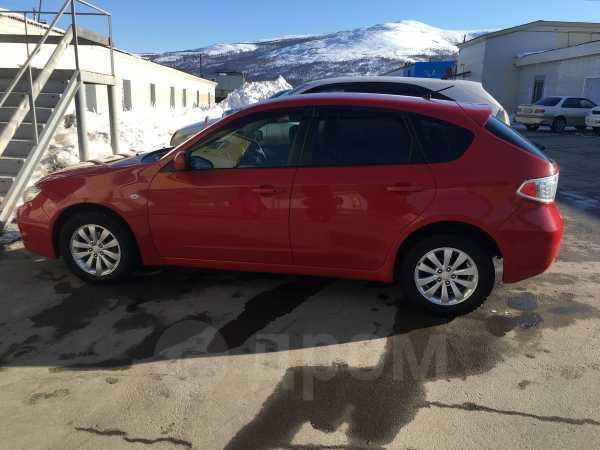 Subaru Impreza, 2009 год, 520 000 руб.