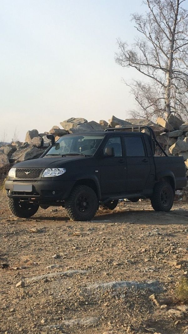 УАЗ Пикап, 2012 год, 450 000 руб.