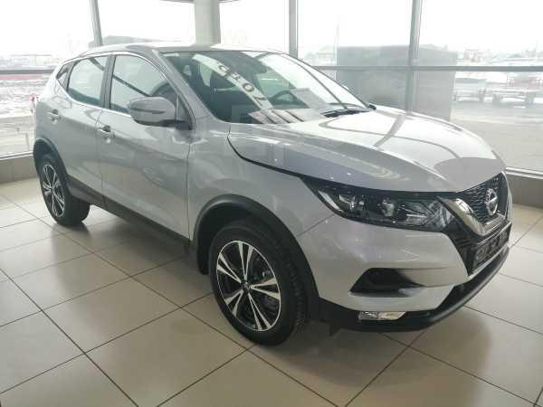 Nissan Qashqai, 2020 год, 1 601 000 руб.