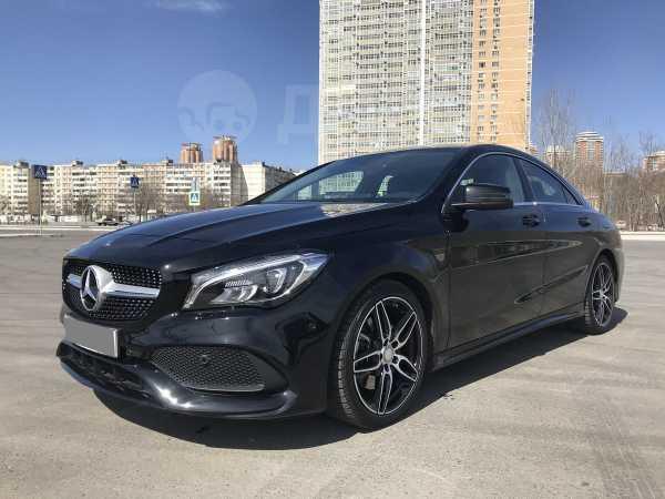 Mercedes-Benz CLA-Class, 2016 год, 1 600 000 руб.