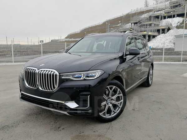 BMW X7, 2020 год, 6 950 000 руб.