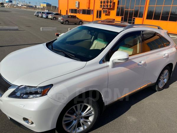 Lexus RX450h, 2010 год, 1 697 000 руб.