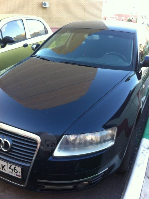 Audi A6, 2007 год, 580 000 руб.