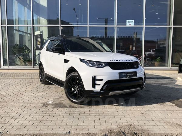 Land Rover Discovery, 2020 год, 6 064 000 руб.
