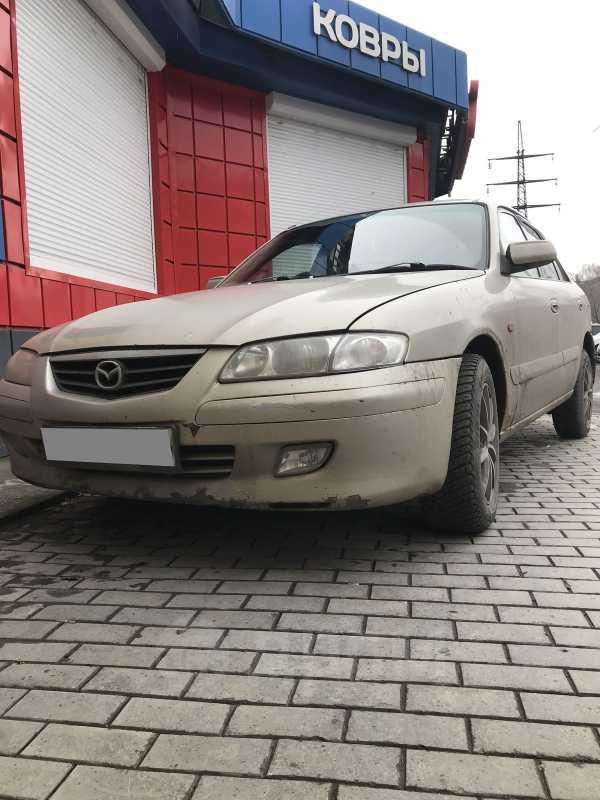 Mazda Capella, 2001 год, 135 000 руб.