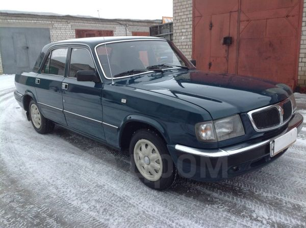 ГАЗ 3110 Волга, 2000 год, 249 000 руб.