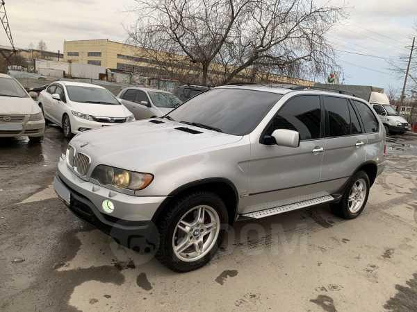 BMW X5, 2002 год, 360 000 руб.