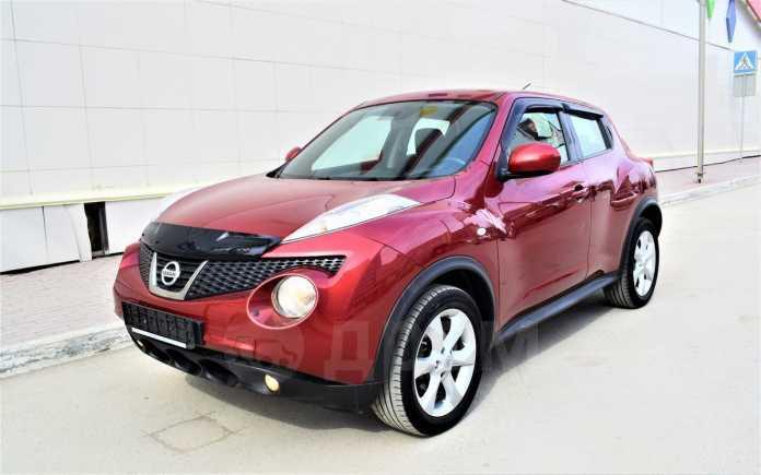 Nissan Juke, 2012 год, 633 000 руб.
