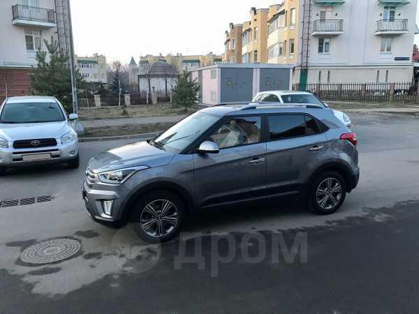 Hyundai Creta, 2019 год, 1 350 000 руб.