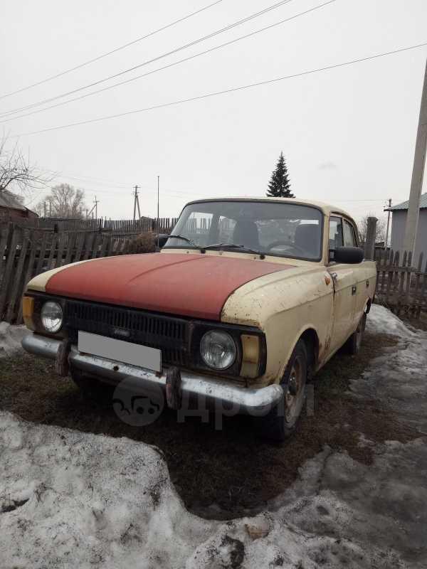 Москвич 412, 1988 год, 15 000 руб.