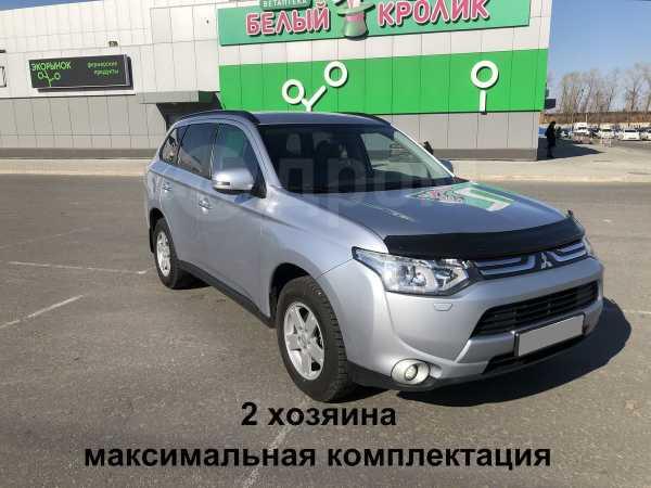 Mitsubishi Outlander, 2012 год, 985 000 руб.