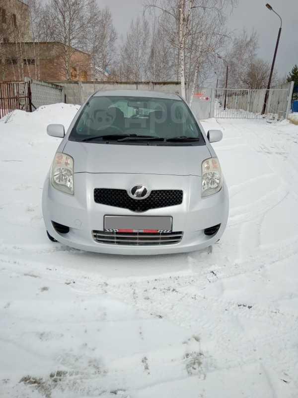 Toyota Vitz, 2005 год, 350 999 руб.