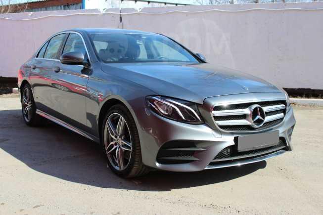 Mercedes-Benz E-Class, 2018 год, 3 000 000 руб.