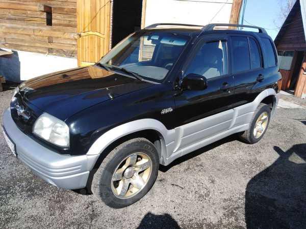 Suzuki Grand Vitara, 2000 год, 328 647 руб.