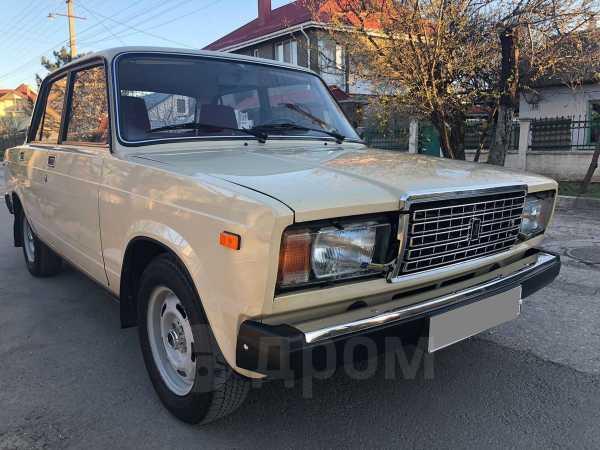 Лада 2107, 1990 год, 199 999 руб.