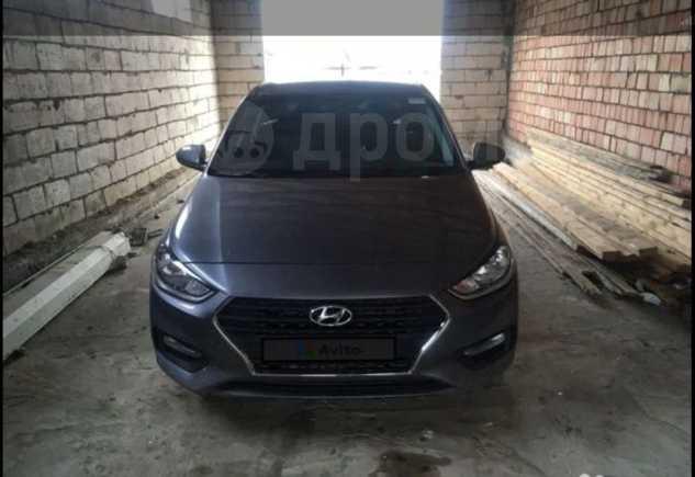 Hyundai Solaris, 2019 год, 775 000 руб.