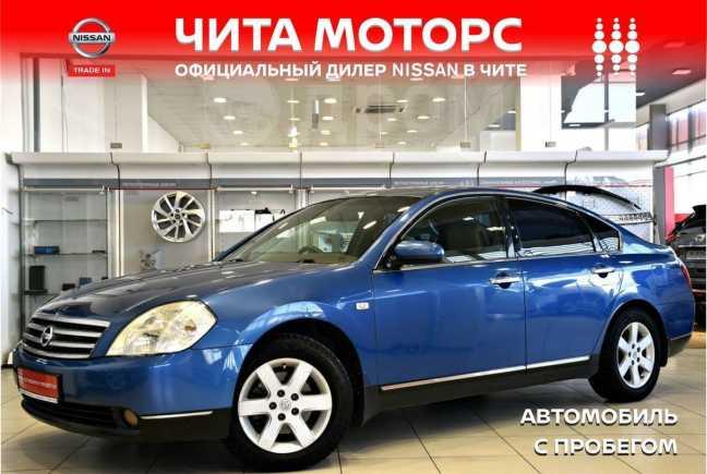 Nissan Teana, 2003 год, 329 000 руб.