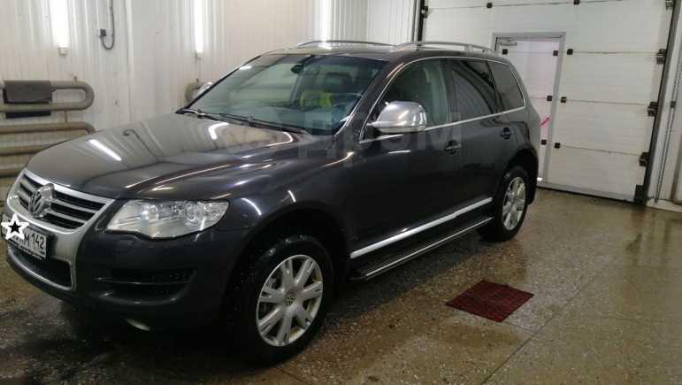 Volkswagen Touareg, 2008 год, 666 000 руб.