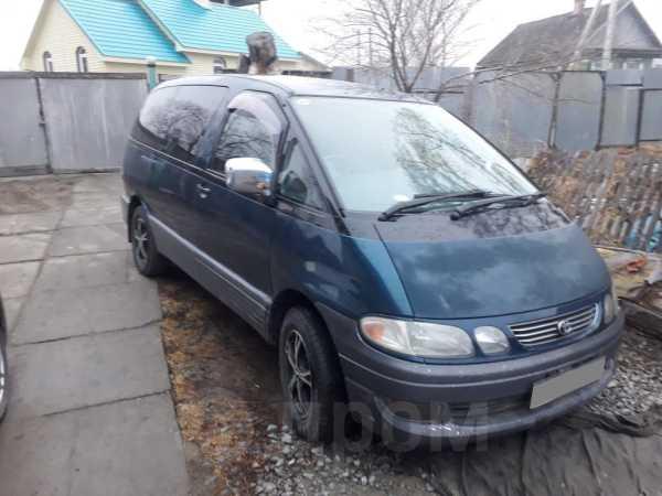 Toyota Estima Emina, 1999 год, 250 000 руб.