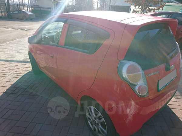 Chevrolet Spark, 2011 год, 350 000 руб.