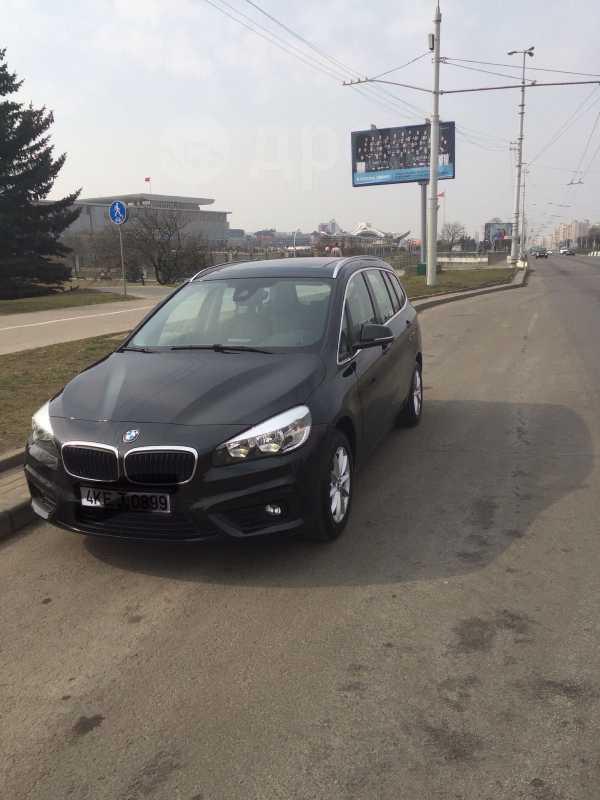 BMW 2-Series Active Tourer, 2016 год, 1 155 000 руб.