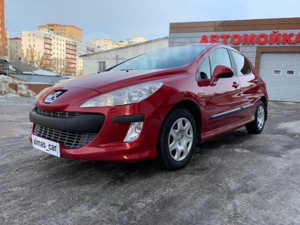 Peugeot 308, 2010 год, 289 000 руб.