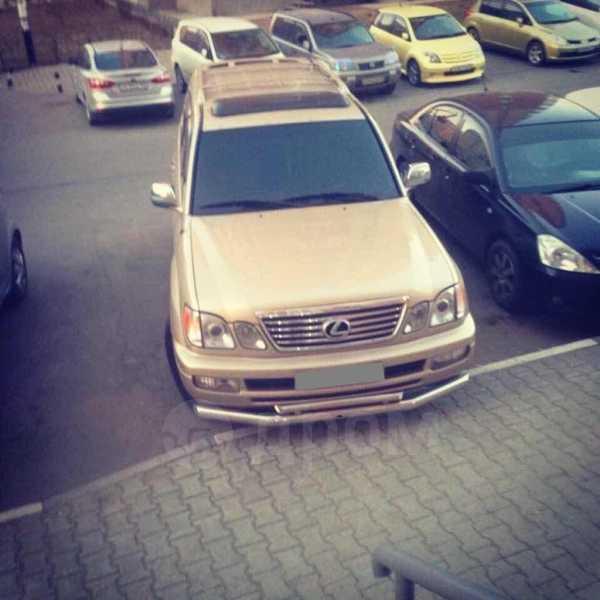 Lexus LX470, 2002 год, 1 300 000 руб.