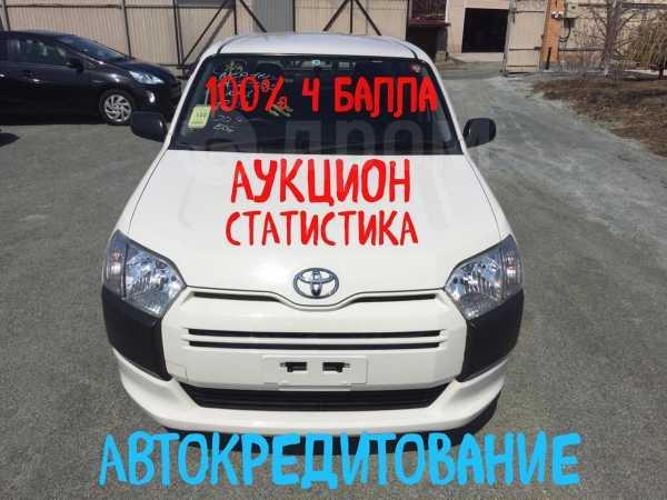 Toyota Probox, 2016 год, 520 000 руб.