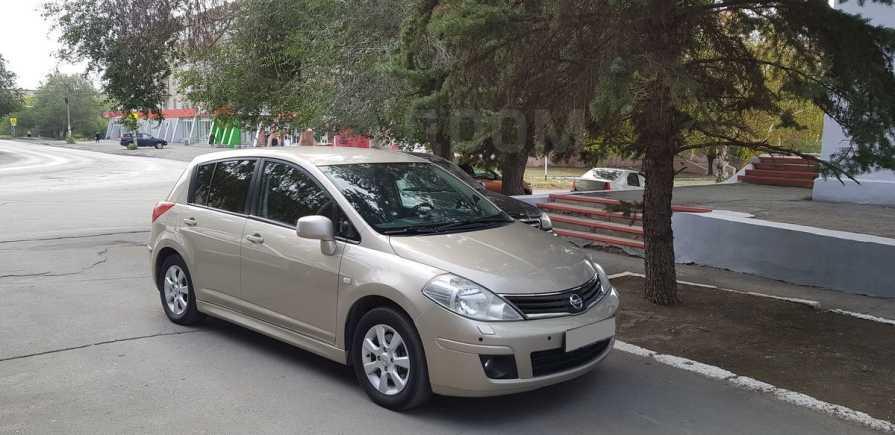Nissan Tiida, 2010 год, 455 000 руб.