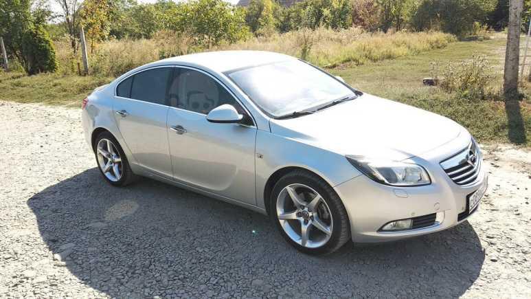Opel Insignia, 2011 год, 535 000 руб.