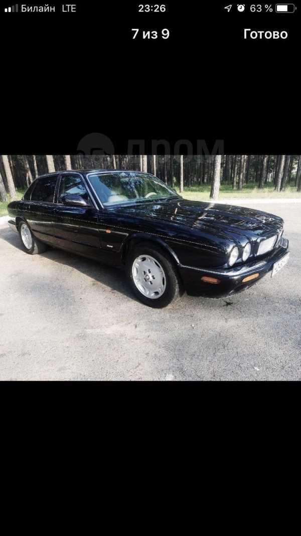 Jaguar XJ, 1998 год, 650 000 руб.