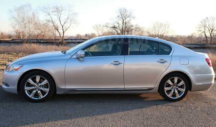 Lexus GS350, 2008 год, 650 000 руб.