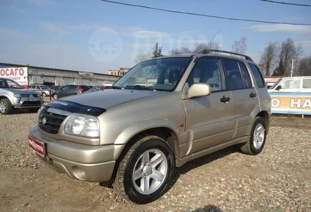 Suzuki Grand Vitara, 2001 год, 229 000 руб.