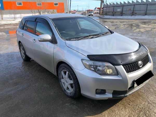 Toyota Corolla Fielder, 2009 год, 565 000 руб.