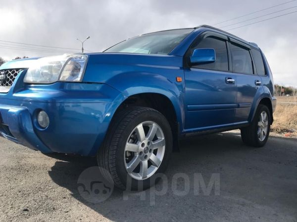 Nissan X-Trail, 2001 год, 340 000 руб.