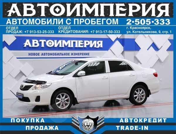 Toyota Corolla, 2010 год, 688 000 руб.