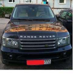 Черняховск Range Rover Sport