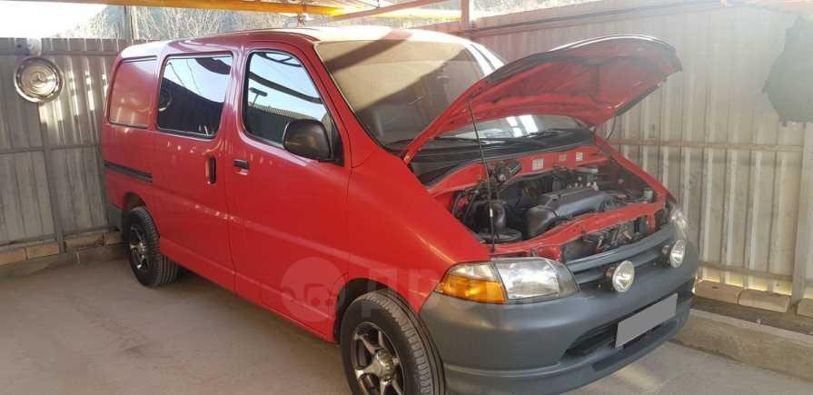 Toyota Hiace, 1999 год, 400 000 руб.
